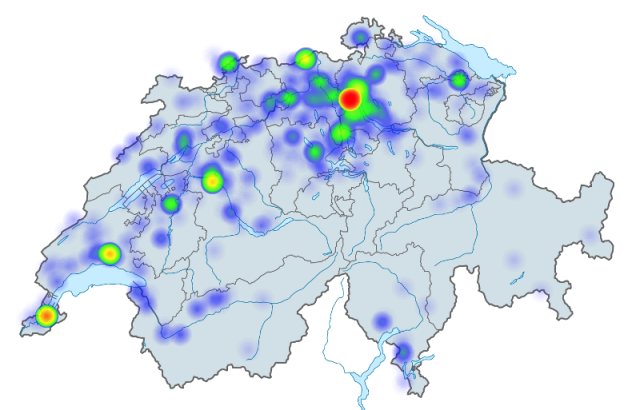 The distribution of Gozi infection originating from surfing a hacked ad-server.